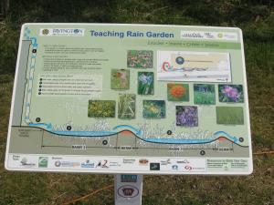 Educational signage
